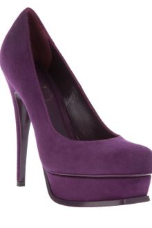 Yves Saint Laurent Stiletto Pump - Lyst