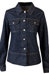 Helmut Lang Archive Denim Jacket - Lyst