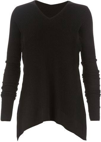 Roberta Furlanetto Ribbed Sweater - Lyst