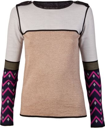 Yigal Azrouel Fine Knit Top - Lyst