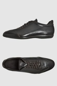 Santoni Club Sneakers - Lyst