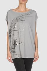 Bui De Barbara Bui Short Sleeve T-shirt - Lyst