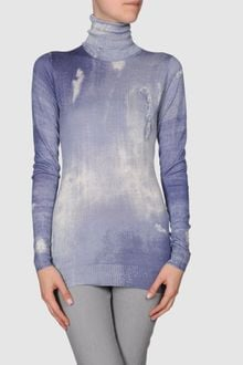 Class Roberto Cavalli Long Sleeve Sweater - Lyst