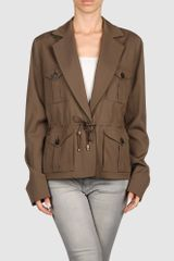 Dior Jacket in Khaki (green) - Lyst