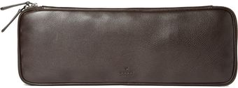 Gucci Leather Tie Case - Lyst