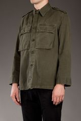 Libertine Army Jacket in Green for Men (army) - Lyst
