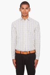 Paul Smith Classic Button Down Shirt - Lyst