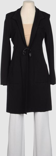 Alexis Mabille Full-length Jacket - Lyst
