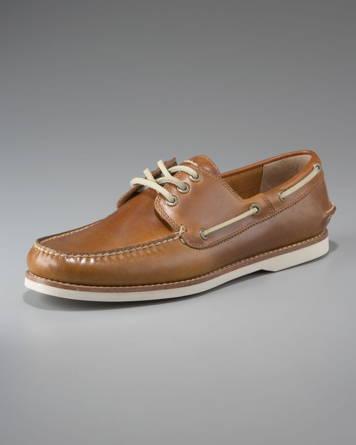 Mens Sully Boat Shoes Frye XeOqkd