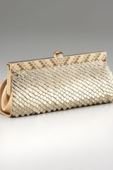 Judith Leiber Koi Embroidered Ciara Clutch - Lyst