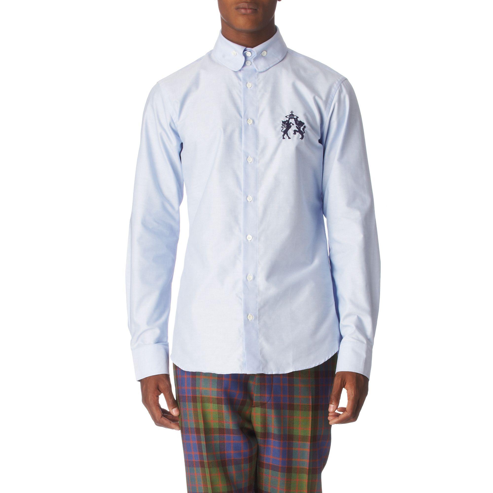 vivienne westwood embroidered�crown regular fit single