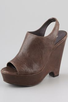 Elizabeth And James Strut Wedge Platform Sandals - Lyst