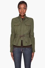 DSquared2 Lady Sergeant Jacket - Lyst