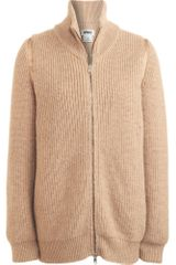 Mm6 X Opening Ceremony Knit Jacket with Detachable Liner - Lyst