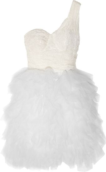 Rare Opulence Lace and Tulle Tutu Dress - Lyst