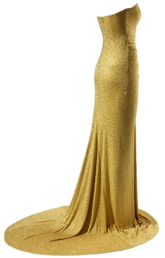 Michael Kors Very Hollywood Dress - Lyst