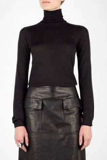 Paul & Joe Sister Saturnin Merino Polo Neck - Lyst