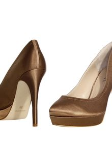Reiss Platform Court Shoe - Lyst