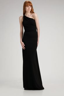 Robert Rodriguez Black Label Claudia One-shoulder Gown - Lyst