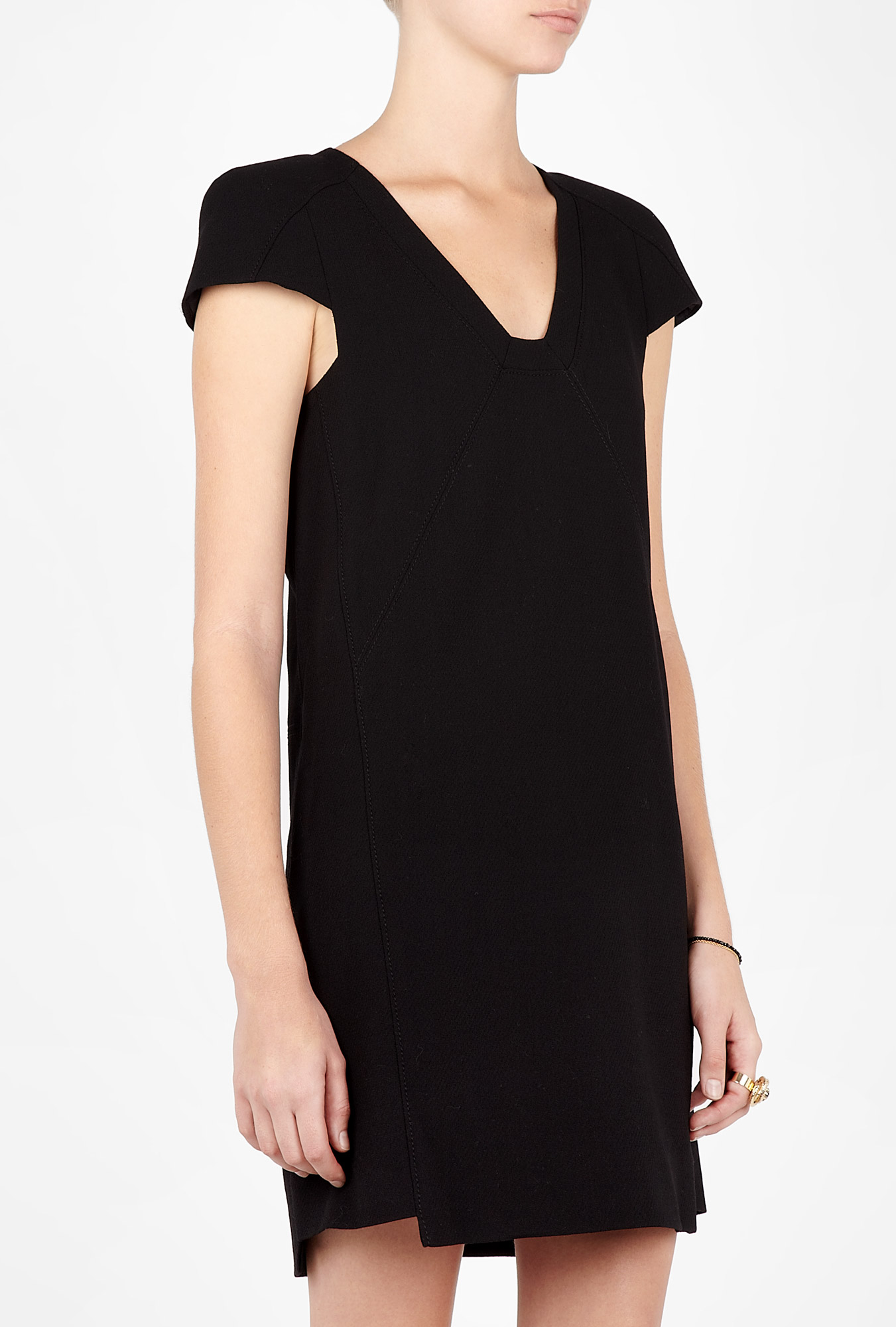 Crepe back satin shift dress with cold should sleeves and draped ruffle YONYWA Women's Sexy Ruffle Short Sleeve Mini Dress Crewneck Crepe Shift Dress. by YONYWA. $ - $ $ 11 $ 21 98 Prime. FREE Shipping on eligible orders. Some sizes/colors are Prime eligible. out of 5 stars 8.