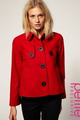 ASOS Collection Asos Petite Exclusive 60s Jacket - Lyst