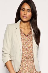 ASOS Collection Asos Tailored Cropped Boyfriend Blazer - Lyst