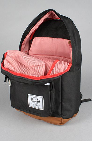Herschel Supply Co. Pop Quiz Backpack in Black | Lyst