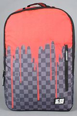 Sprayground The Bloody Luis Backpack in Red - Lyst