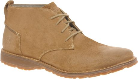 timberland earthkeepers desert boots in brown for men tan lyst. Black Bedroom Furniture Sets. Home Design Ideas