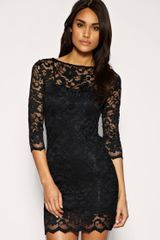 ASOS Collection Asos Lace Bodycon Dress