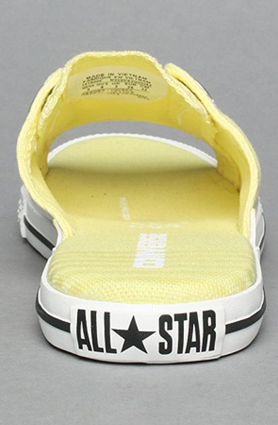 Converse The Chuck Taylor All Star Cut Away Sandal In