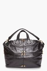 Givenchy Studded Nightingale Tote - Lyst