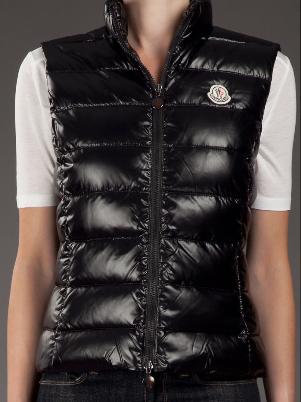 Gallery. Previously sold at  Farfetch · Women s Gilets Women s Moncler Gilet  ... 93eed7665