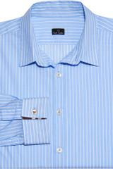 PS by Paul Smith Bengal Stripe Sport Shirt - Lyst