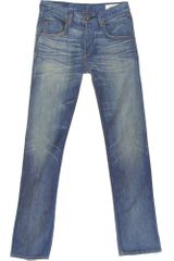 Rag & Bone Rb15x - Medium/light Blue - Lyst