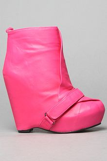Senso Diffusion The Neve Shoe in Fuchsia Nappa - Lyst