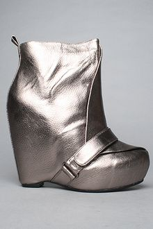 Senso Diffusion The Neve Shoe in Metallic Gunmetal - Lyst
