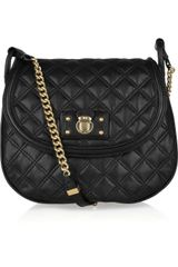 Marc Jacobs Cooper Quilted-leather Shoulder Bag - Lyst