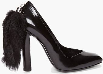 Alexander Wang Alice Rabbit Heels - Lyst