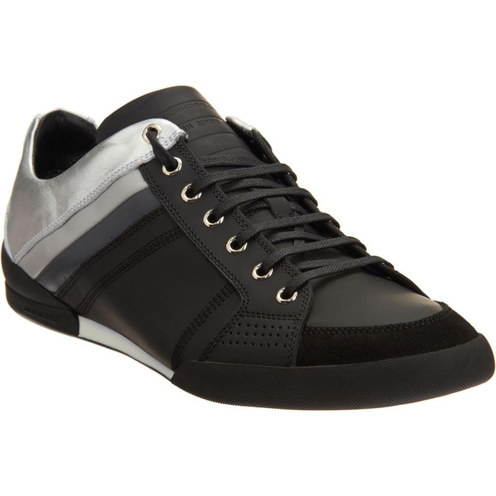 Dior Homme Metallic Sneaker In Black For Men Lyst