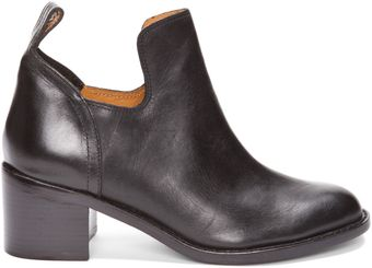 3.1 Phillip Lim Cut Off Boots - Lyst