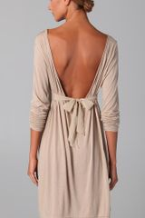 3.1 Phillip Lim Long Sleeve Tie Back Chemise