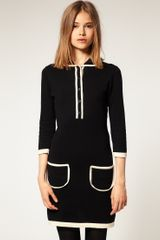 ASOS Collection Asos Knitted Shirt Dress