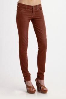 Citizens Of Humanity Avedon Skinny Corduroy Pants - Lyst