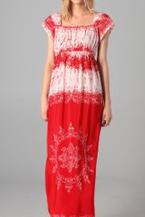 Sunner Bridgeton Print Maxi Dress - Lyst