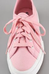 Superga Cotu Classic Sneakers in Pink - Lyst
