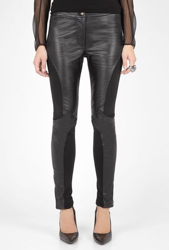 Alice By Temperley Black Agnes Trousers - Lyst