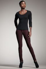 Rag & Bone The Skinny Wine Jeans - Lyst