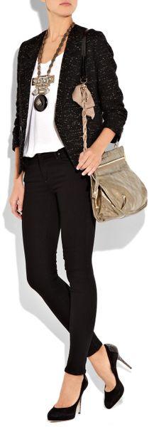 Lanvin Amalia Small Shoulder Bag 83
