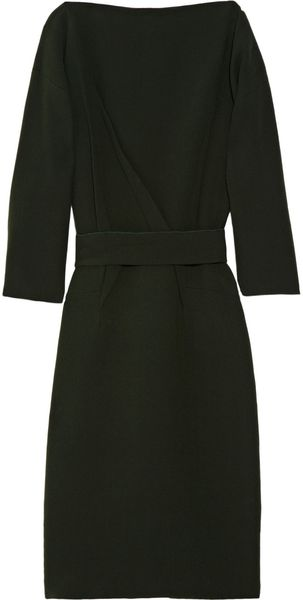 RM By Roland Mouret Kolta Wool-blend Dress - Lyst